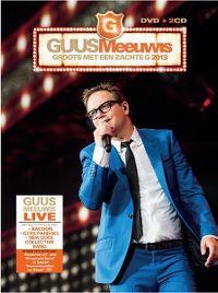 Cover Guus Meeuwis - Groots met een zachte G 2013 [DVD]